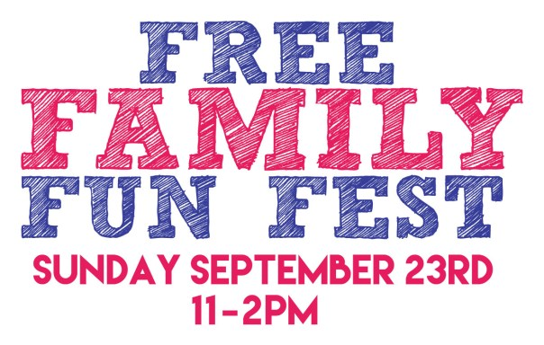 Free Family Fun Fest
