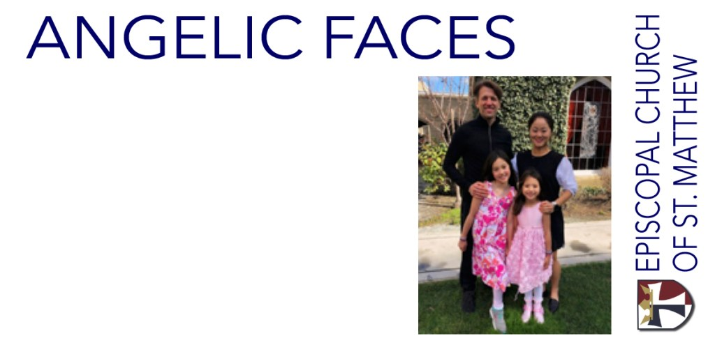 Angelic Faces: The Von Bargen Family