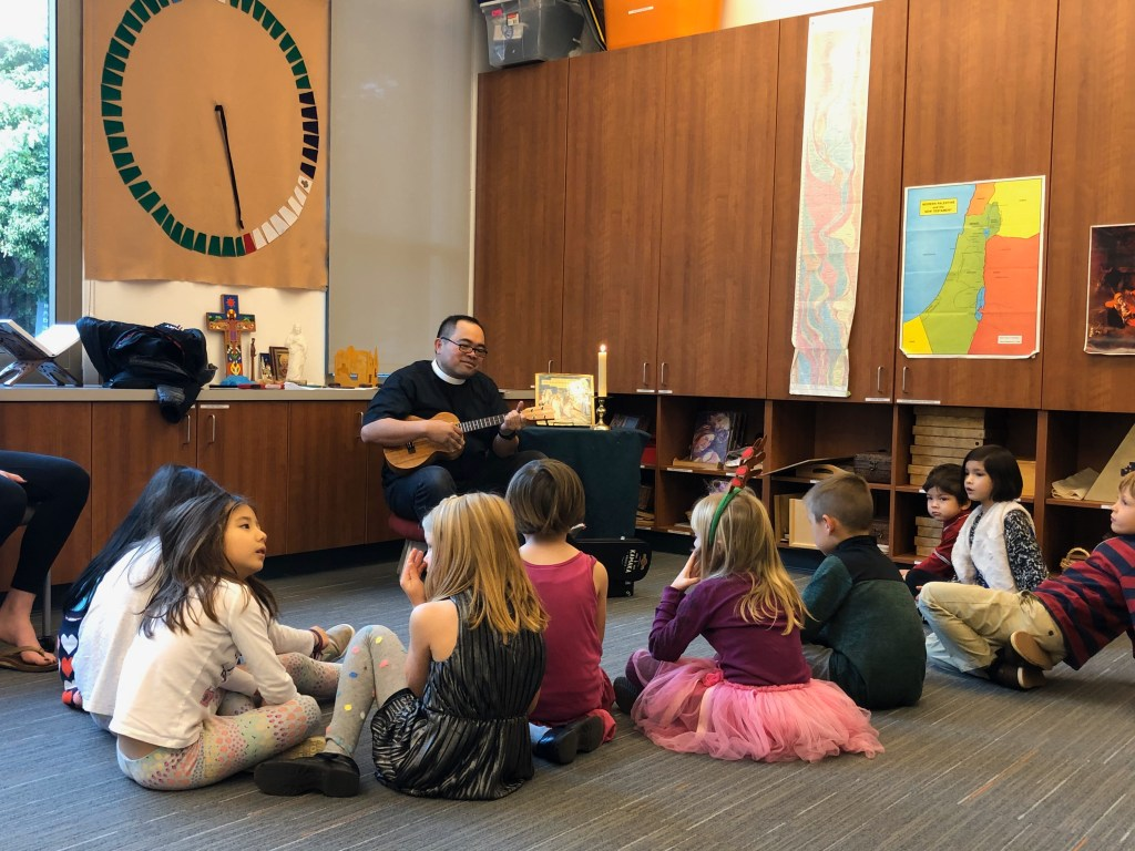Miracle Man for Children's Chapel Storytime, March 29, 2020
