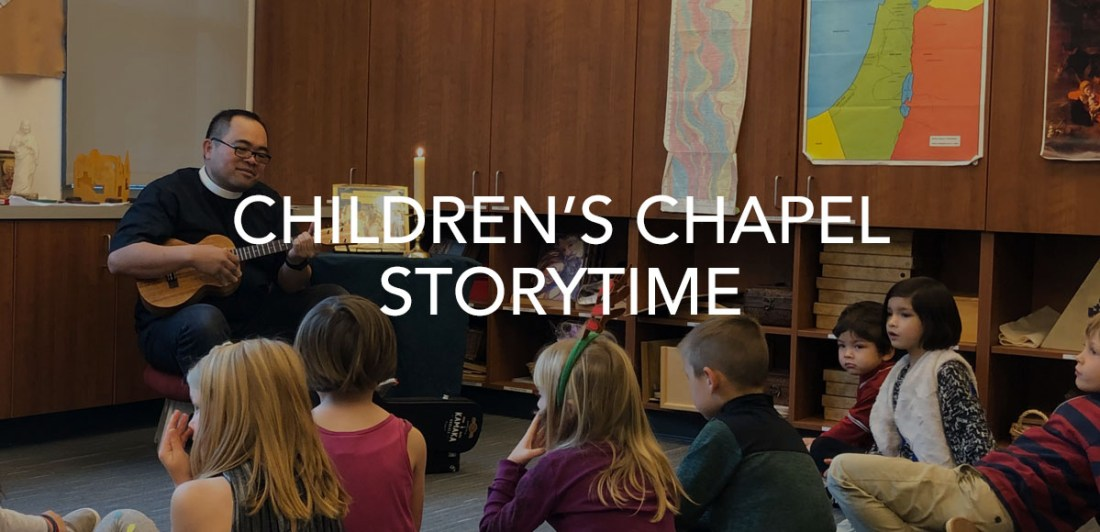 Children's Chapel Storytime lead image