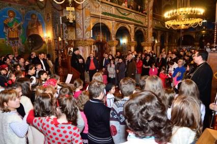 EPDH - Serbare Craciun copiii de la cateheza - 21.12.2015-137