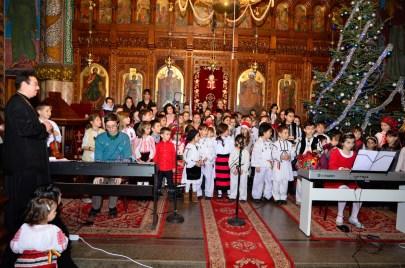 EPDH - Serbare Craciun copiii de la cateheza - 21.12.2015-9