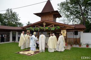 EPDH - 07.08.2016 - Sfintire altar de vara Hateg III-7