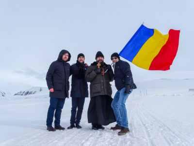 Spiritual Reality – Pilgrimage Beyond the Polar Circle