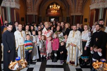 Charitable action in the Diocese of Northern Europe for the children in Bessarabia