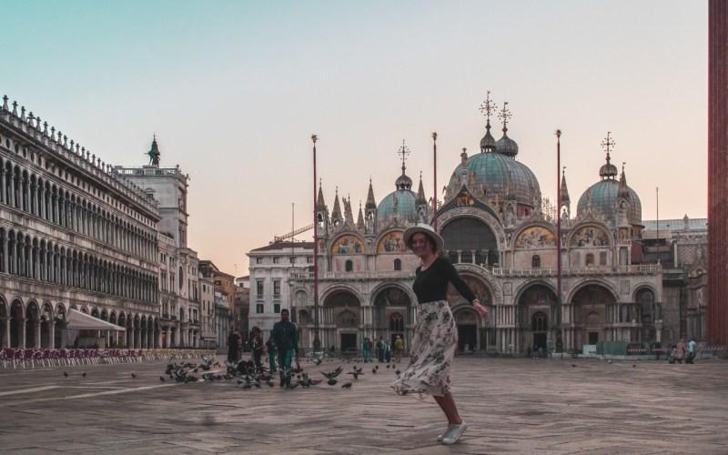 Venice Italy Piazza San Marco 16-10-0673