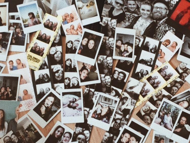 Polaroidfotos, Fotoautomat
