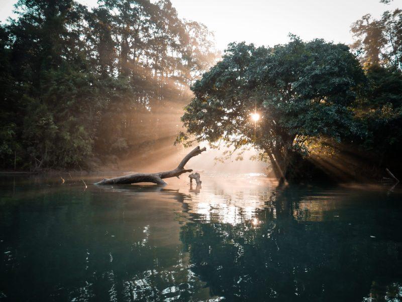 Central Laos The Loop Lagoon