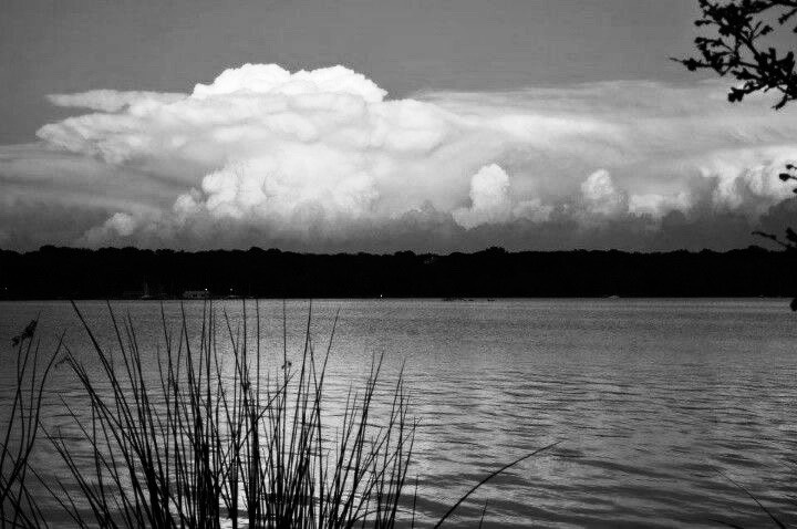 White Rock Lake, Dallas, Texas by Michael Risser