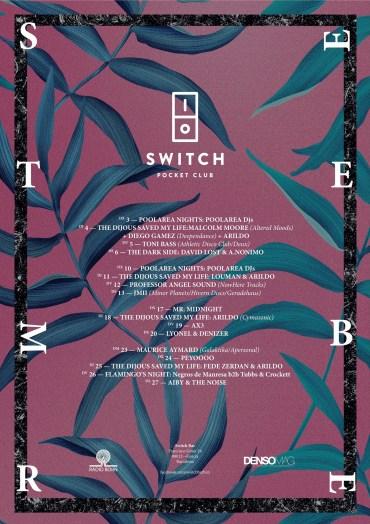 Switch Bar