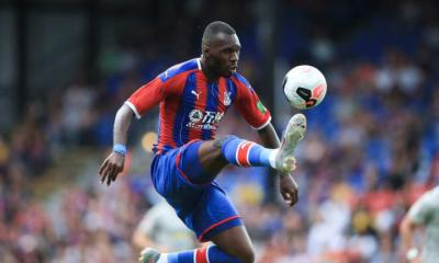 Christian Benteke Crystal Palace