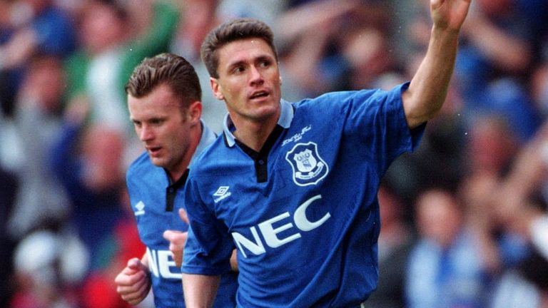 Paul Rideout Everton