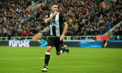Fabian Schar Newcastle United