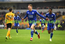 Harvey Barnes Leicester City