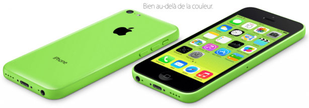 Apple   iPhone 5c   Design