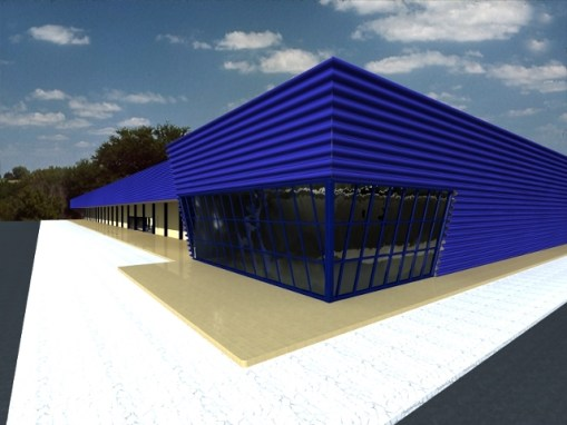 Εμπορικό κτίριο στα Ιωάννινα
