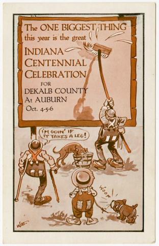 Centennial Postcard 2