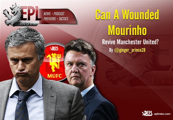 Can a wounded Mourinho Revive Manchester United