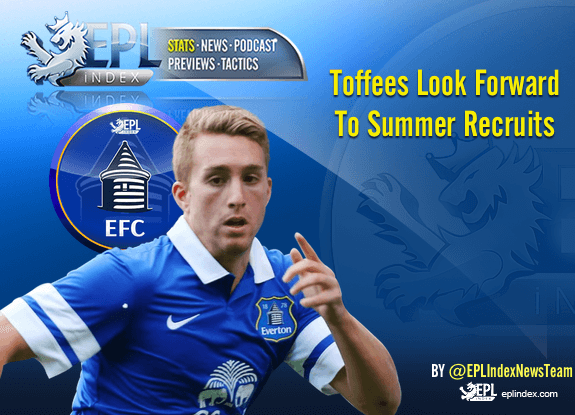 Toffees Recruits