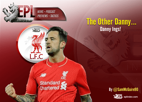The Other Danny Ings