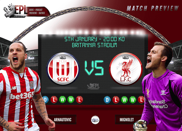 Stoke vs Liverpool Cup Semi Preview