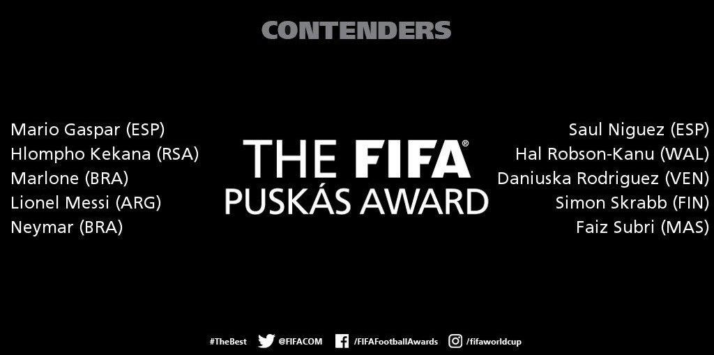 FIFA Puskas award
