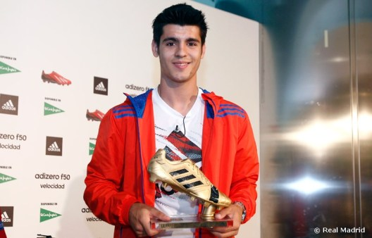 Morata Golden boot