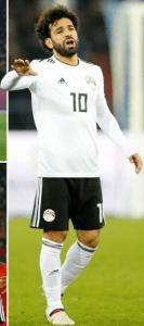 Egypt World Cup 2018 Away Kit