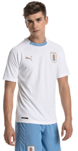 Uruguay World Cup 2018 Away Kit