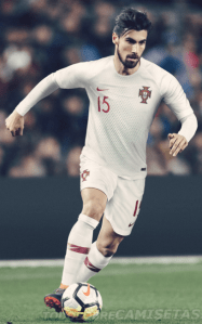Portugal World Cup 2018 Away Kit