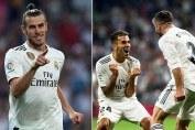 Real Madrid Bale Getafe