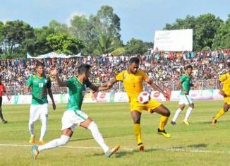 Sri Lanka Bangladesh FIFA Friendly