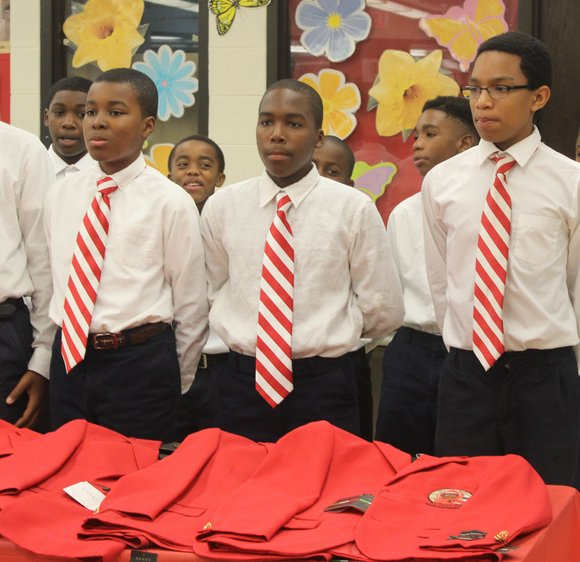 Washington Students Participate In Scholars Group | The ...
