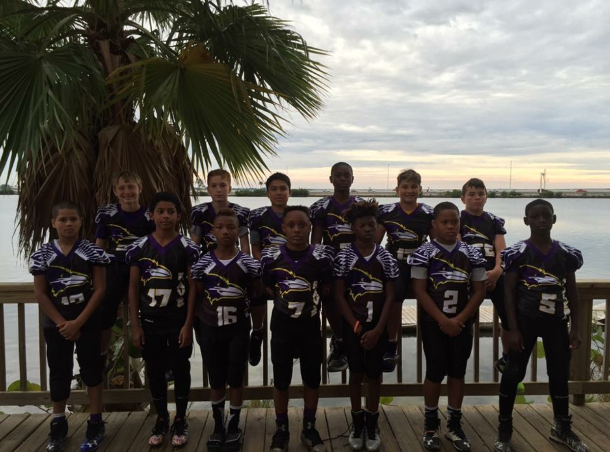 Joliet Ravens Mighty Mite Team Wins National Championship