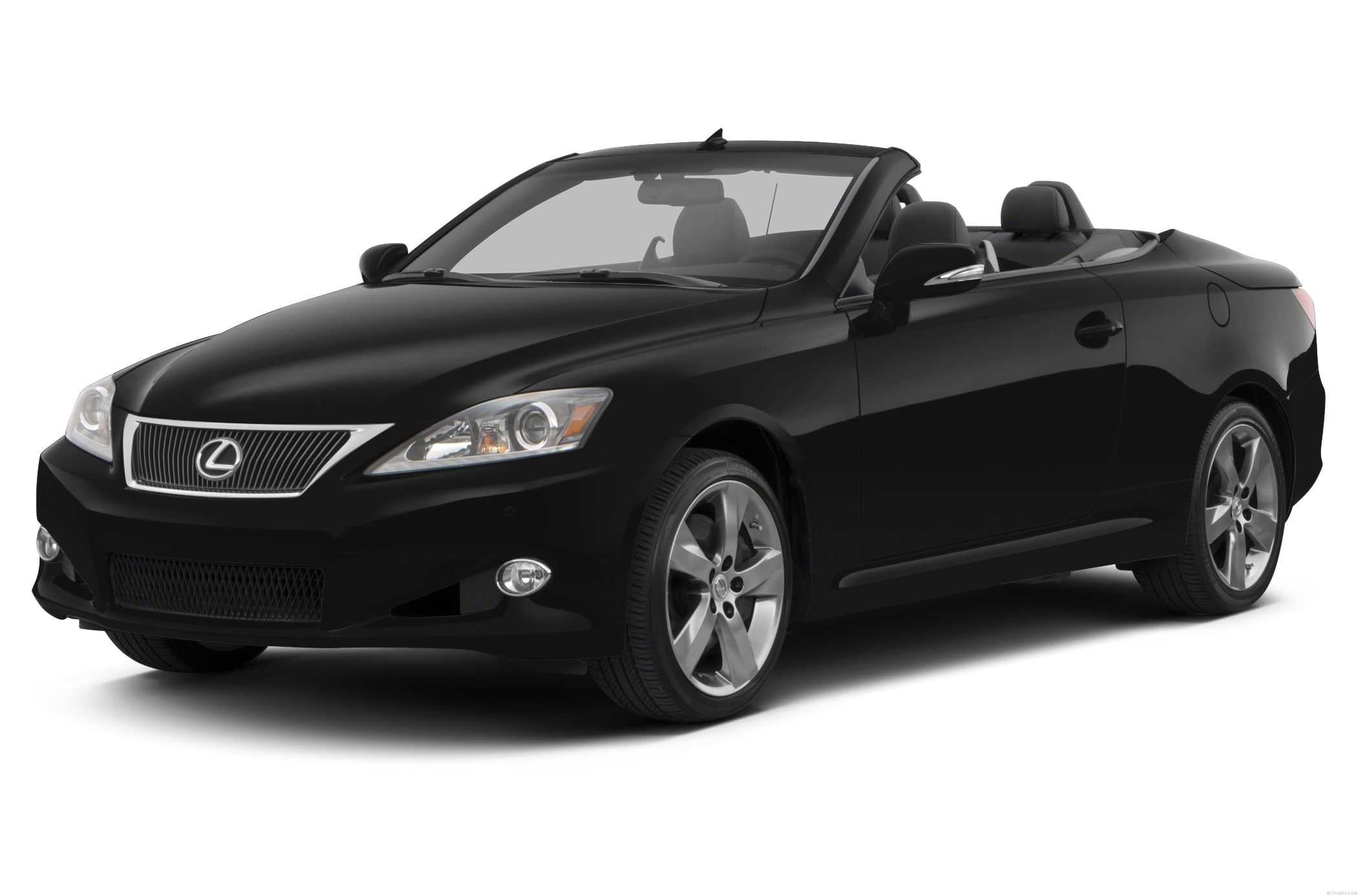 2013 Lexus IS 350 Convertible Demanding Attention at Every Curve
