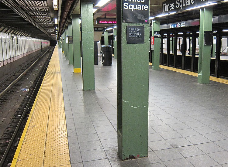 All New York subway stations now have security cameras | New York Amsterdam  News: The new Black view