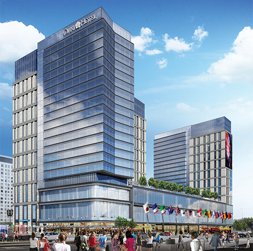Black firms tackle fourth largest hotel project in Boston ...
