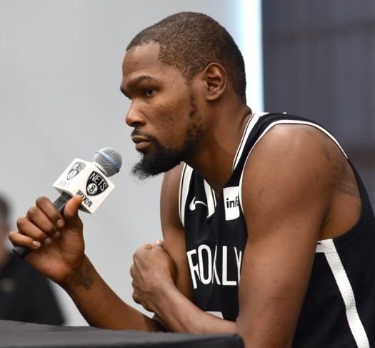 The Nets too are now infected - Kevin Durant is ...