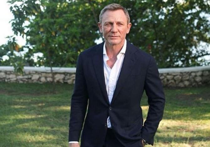 """Suspenden filmación de """"Bond 25"""" por lesión de Daniel Craig"""