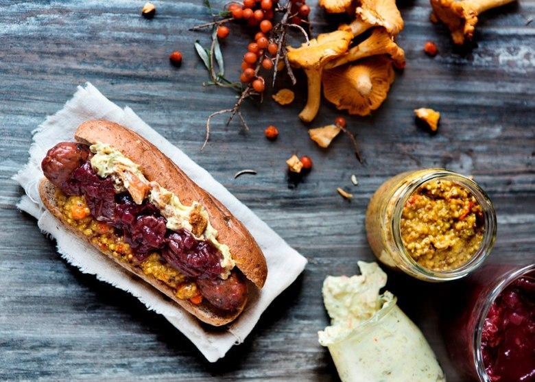 Photo from John's Hotdog Deli
