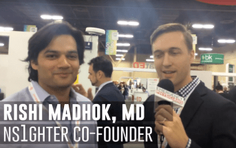 """Dr. Rishi Madhok Introduces Ns1ghter, """"a LinkedIn for your health"""" at The mHealth Toolbox [Video]"""