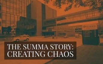 Editor's Opinion: Creating Chaos