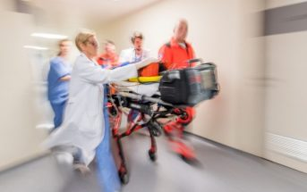 Riding the roller coaster of MCI triage