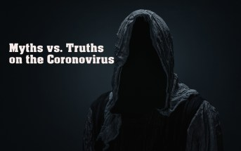 Debunking Coronavirus Myths vs. Truth