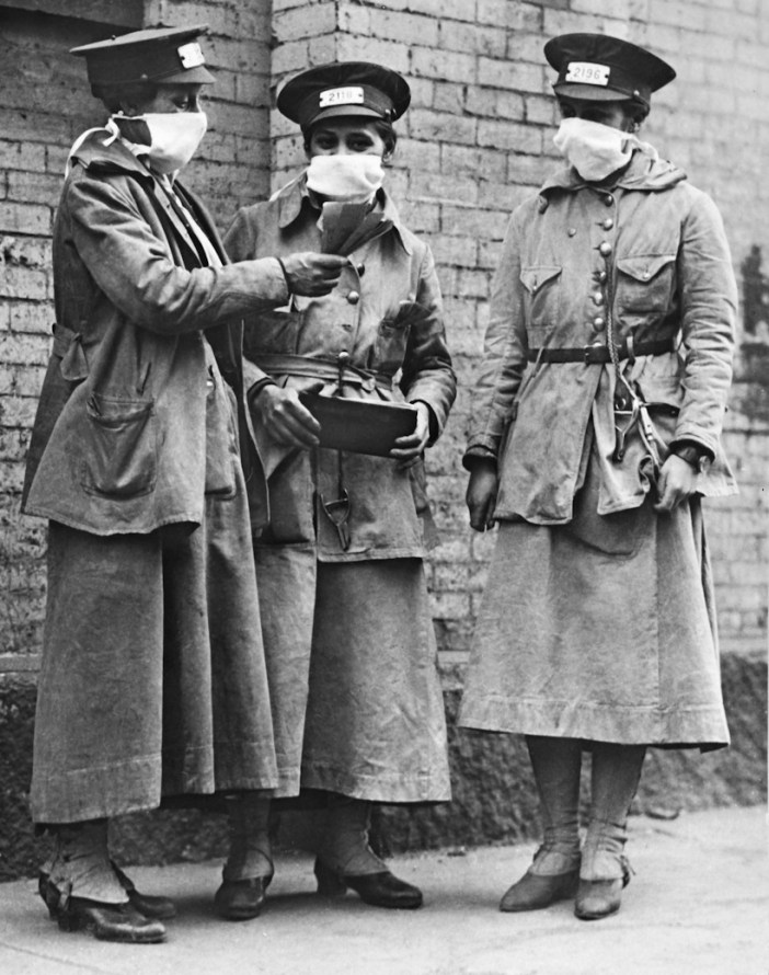 nurse trio