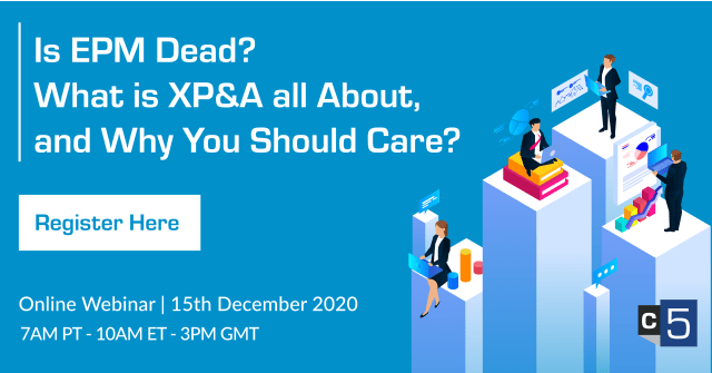 Is EPM Dead? What is XP&A all About, and Why You Should Care?
