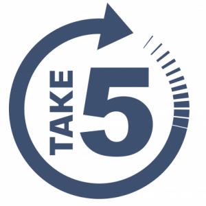 Group logo of Take 5 – Key Ideas in 5 Minutes