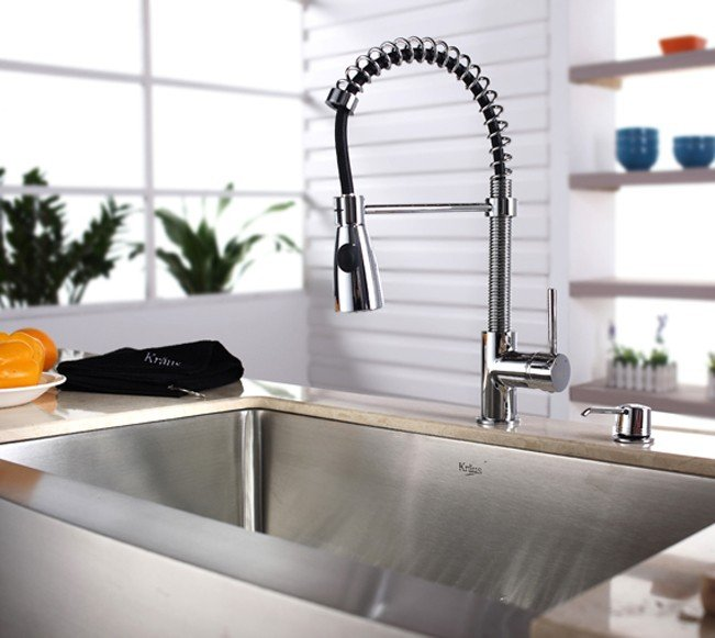 kraus kitchen faucet reviews top 10