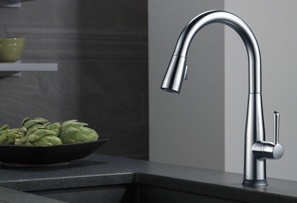 delta kitchen faucet reviews top 10