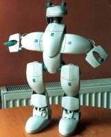 Robot fait avec des souris informatiques